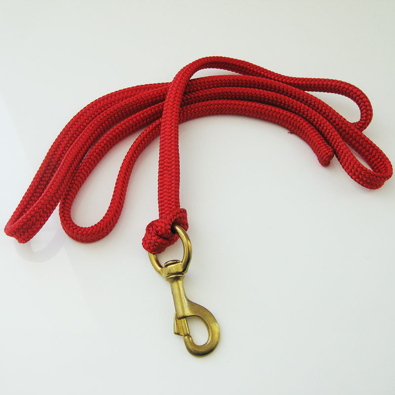 horse-lead-red-loop